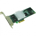 HP NC364T PCI-E Quad Port Gigabit Server Adapter (NC364T)